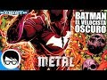 METAL - BATMAN EL VELOCISTA OSCURO | BATMAN The Red Death #1 | COMIC NARRADO