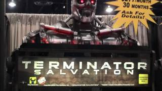 Game | Terminator Salvation Arcade Video Game BMIGaming.com | Terminator Salvation Arcade Video Game BMIGaming.com