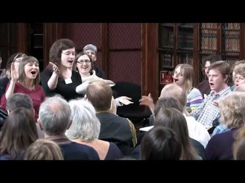 282 I'm Going Home - First Ireland Sacred Harp Convention, 2011