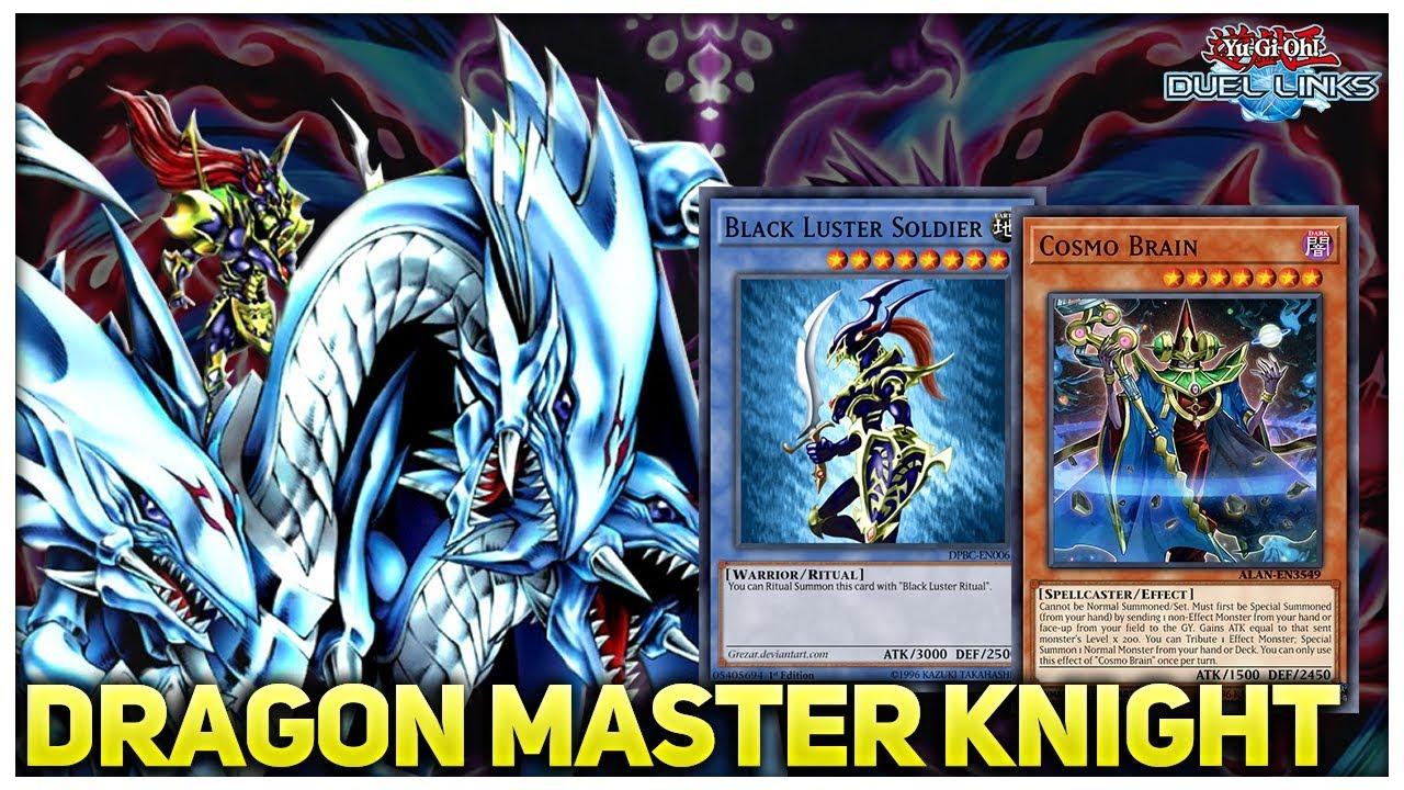 Yugioh Dragon Master Knight!