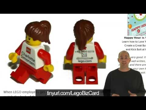 awesomeology-episode-33---lego-business-cards,-topless-coffee-shop,-&-more!