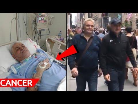 Cancer पीड़ित | Rishi Kapoor से मिलने Anupam Kher पहुंचे New York!