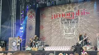 Amorphis - Daughter of Hate live @ The Rock Fest, Hyvinkää 8.6.2018