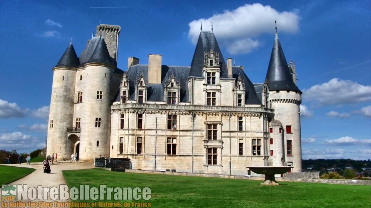 Le Ch U00e2teau De La Rochefoucauld  Style Renaissance  Plus