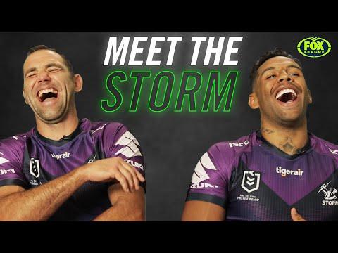 Meet The Storm Fox League Youtube