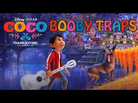 Tag: Booby Traps (Music Video) - YouTube