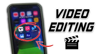 Top 5 FREE Video Editing Apps for iPhone & Android! (Part 2)