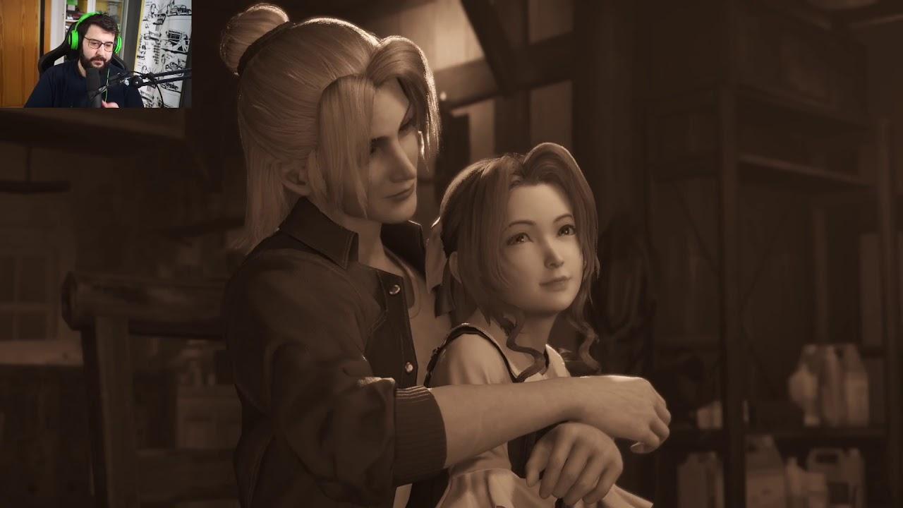 ÚLTIMAS SECUNDARIAS - Final Fantasy VII Remake - Directo 8