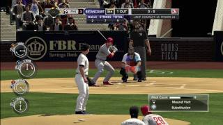 "Major League Baseball MLB 2K10 - Xbox 360 - HD - ""CROWD SOUND BUG"""
