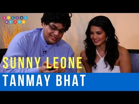 Sunny Leone, Tanmay Bhat | Social Media Star Ep 8