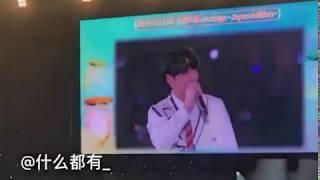 [180418] Jungkook's Hip hop dance at Japan Muster Day 1
