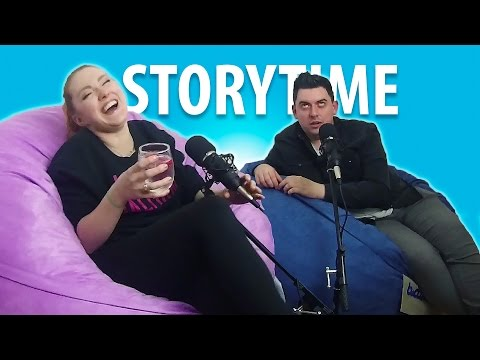 HOW WE MET 💙  Storytime With James Mitchell