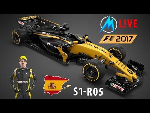 F1 2017 - S01 - R05 - Spanyol Nagydíj - Teljes Versenyhétvége