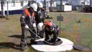 Инструктаж на рабочем месте для оператора по добыче нефти и газа