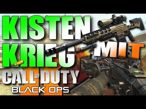 Ballista + S-Mine + Armsbrust mit Dreischuss in BLACK OPS 2 im KISTENKRIEG
