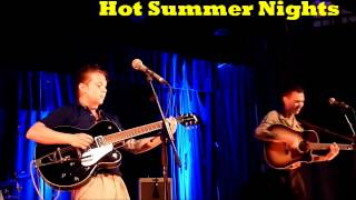 The WISE GUYZ - Hot Summer Nights - El Toro Records -