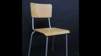 класически ученически стол