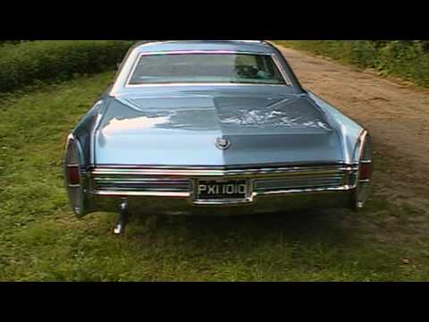 1968 cadillac fleetwood brougham youtube. Black Bedroom Furniture Sets. Home Design Ideas