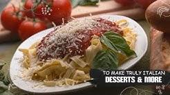 Italian Restaurant Promo Video & Menu