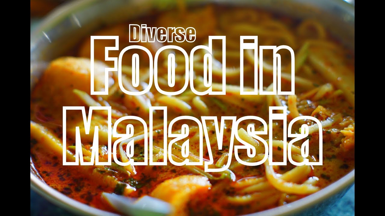 Malaysia cuisine an introduction to malaysian food youtube for Authentic malaysian cuisine