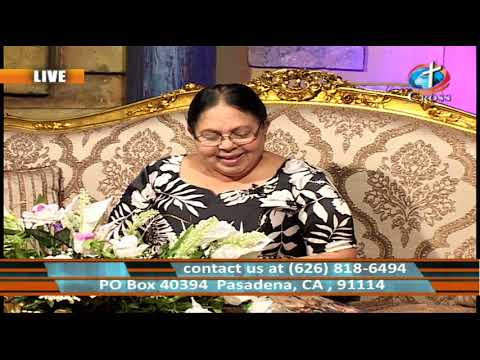 The Light of the Nations  Rev. Dr. Shalini Pallil 05-21-2019