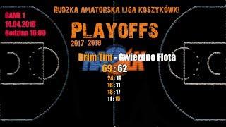 Baixar Drim Tim - Gwiezdno Flota 69:62  (RALK Playoffs 2018)