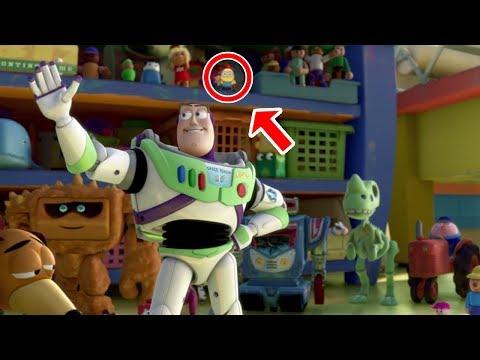14 Increíbles Mensajes Ocultos en Toy Story 3
