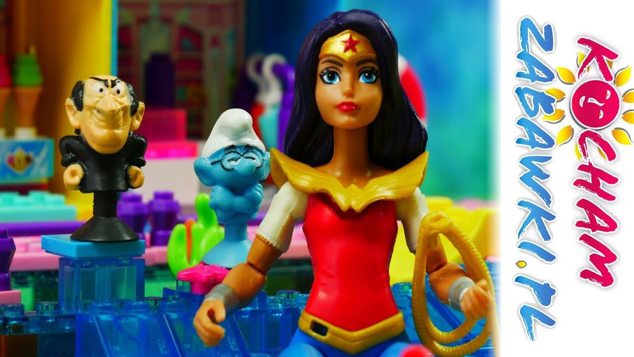 Stikeez Smerfy & Wonder Woman – Bajki dla dzieci
