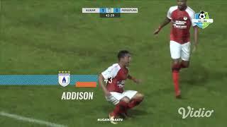 Download Video [Pekan 22] Cuplikan Pertandingan Mitra Kukar FC vs Persipura Jayapura, 17 September 2018 MP3 3GP MP4