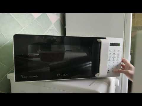 Мікрохвильова піч MIRTA Chef Assistant MW-2503W