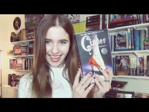 Cinder by Marissa Meyer Book Review (spoiler free)