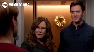 Chain Reaction - Christmas Party | Major Crimes | TNT