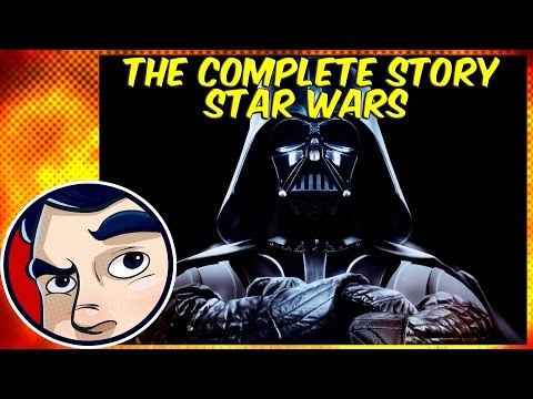 Star Wars (New Comic Series) - The Complete Story