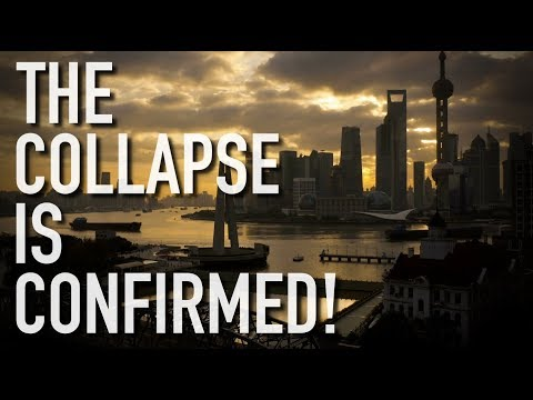 Economic Collapse Is Coming! China $35 Trillion Dollar Storm Cloud Of Debt 2018 Chinas Yuan Crash