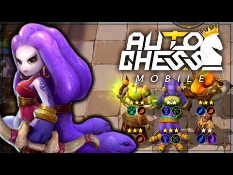 The New BEST Build In Auto Chess Mobile (Must Watch)  | Claytano Auto Chess Mobile 66