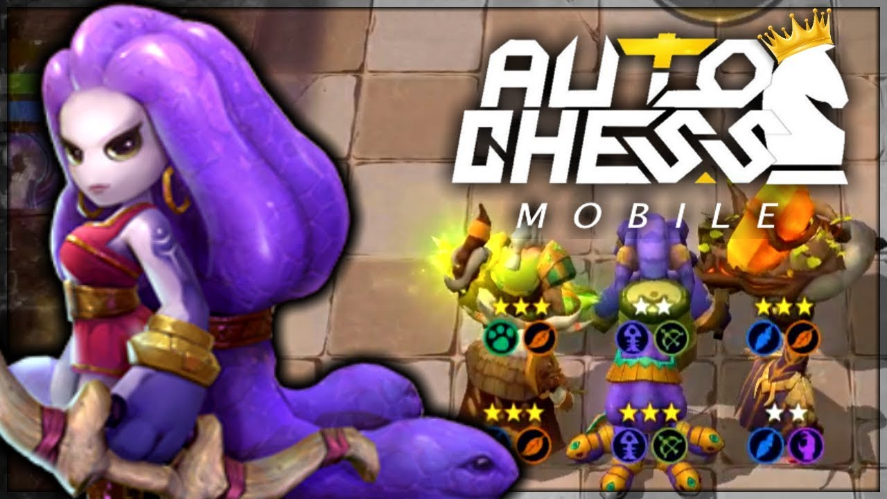 The New BEST Build In Auto Chess Mobile (Must Watch)   Claytano Auto Chess  Mobile 66