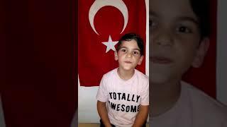 Recep Tayyip Erdogan Ey sevgili 6 yasindaki Yusuf Öksüz