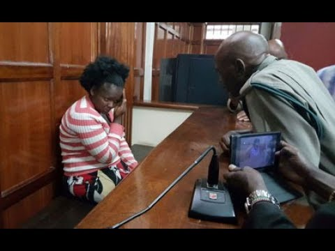 KNH baby theft suspect arraigned in court