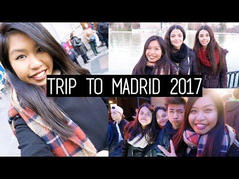 Trip to Madrid 2017 | Ellaine Marie