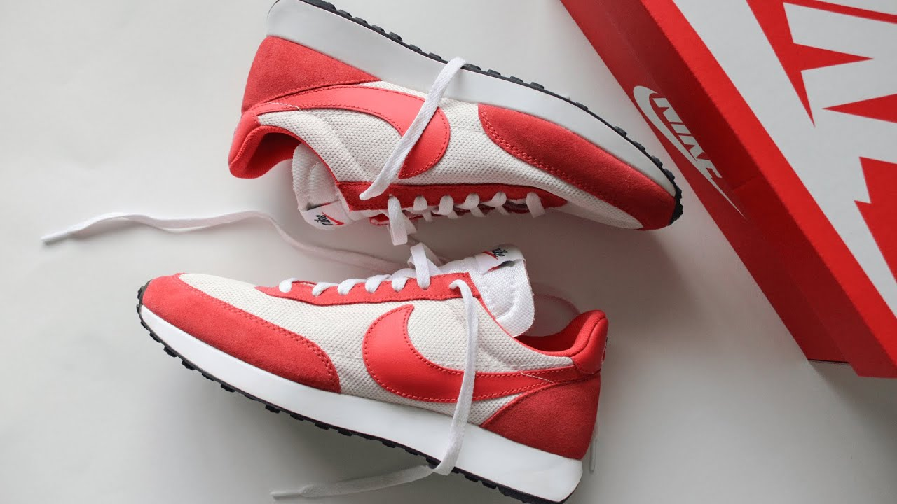 Nike Air Tailwind 79 SAIL/TRACK RED On