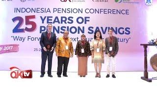 OJK Gelar Indonesia Pensoin Conference 2017