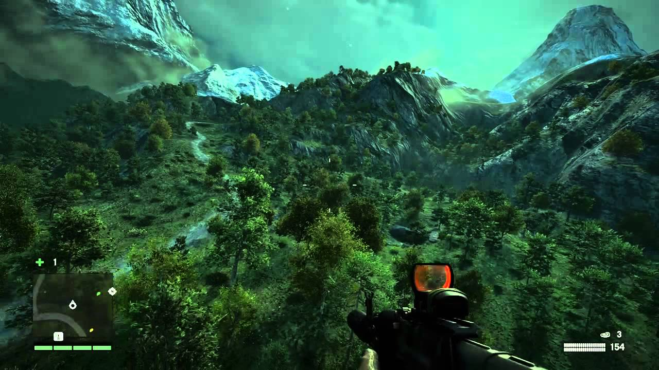 how to use wingsuit in far cry 4