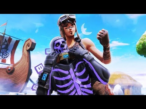Killing Twitch Streamers With Renegade Raider 2 With Reactions Fortnite Battle Royale Youtube