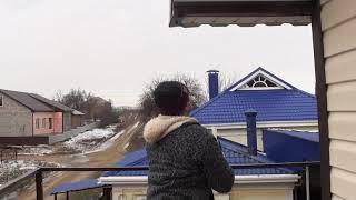 Николаевские голуби (серпасто-выворотные) с.Большие Салы, Ростовская область. Баздикян Юрий