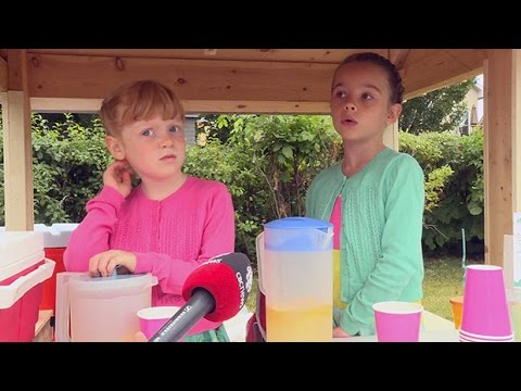 Ottawa lemonade sisters back in business