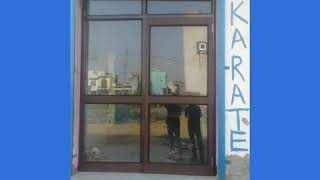 Karate Hardwork