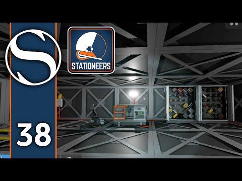 #38 Stationeers - Stationeers Gameplay [Starting Atmospherics Logic]