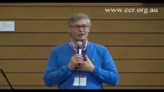 CCR Melbourne - Ulf Ekman - Holy Spirit Is Love