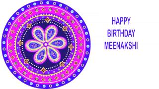 Meenakshi   Indian Designs - Happy Birthday