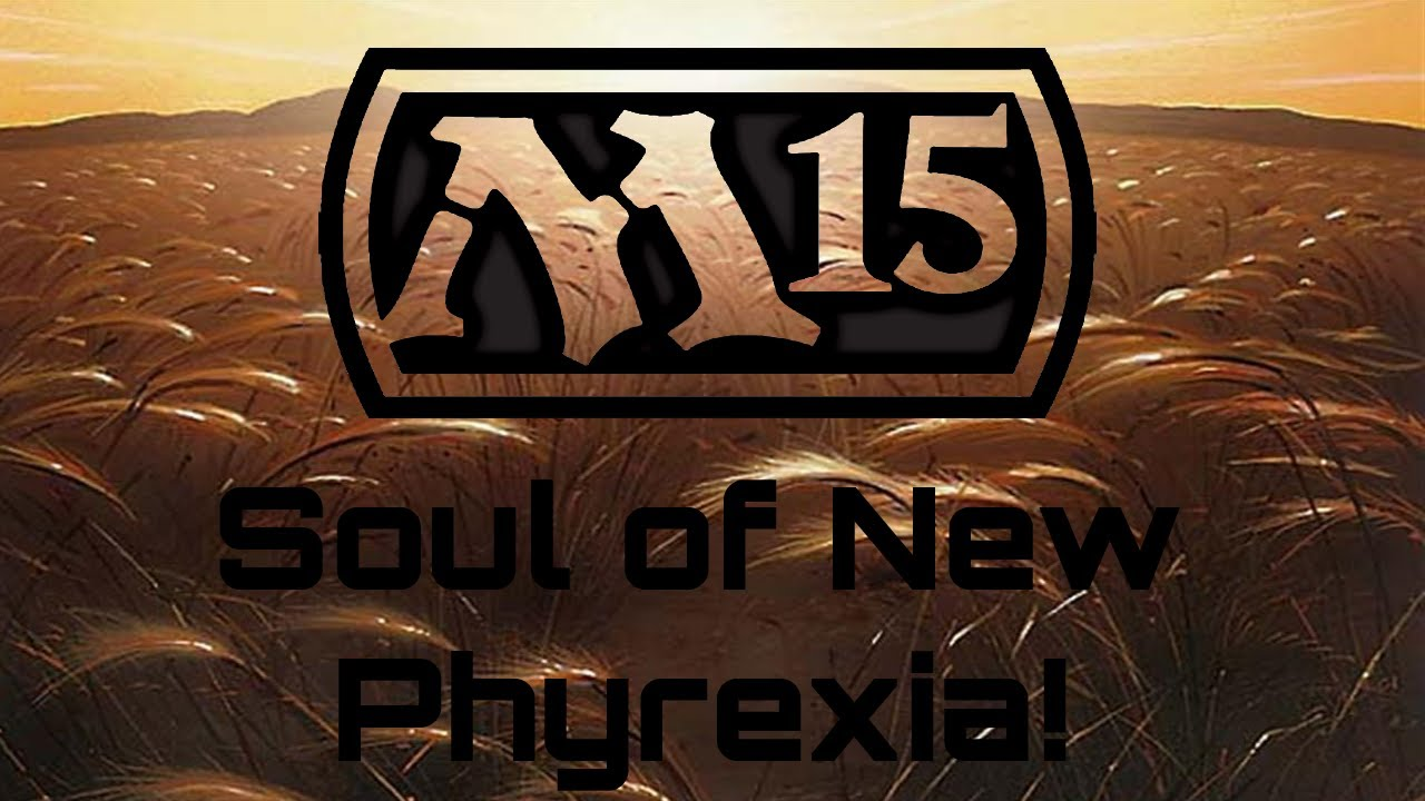 M15 Spoiler Soul Of New Phyrexia New Mythic Rare 25th Of June